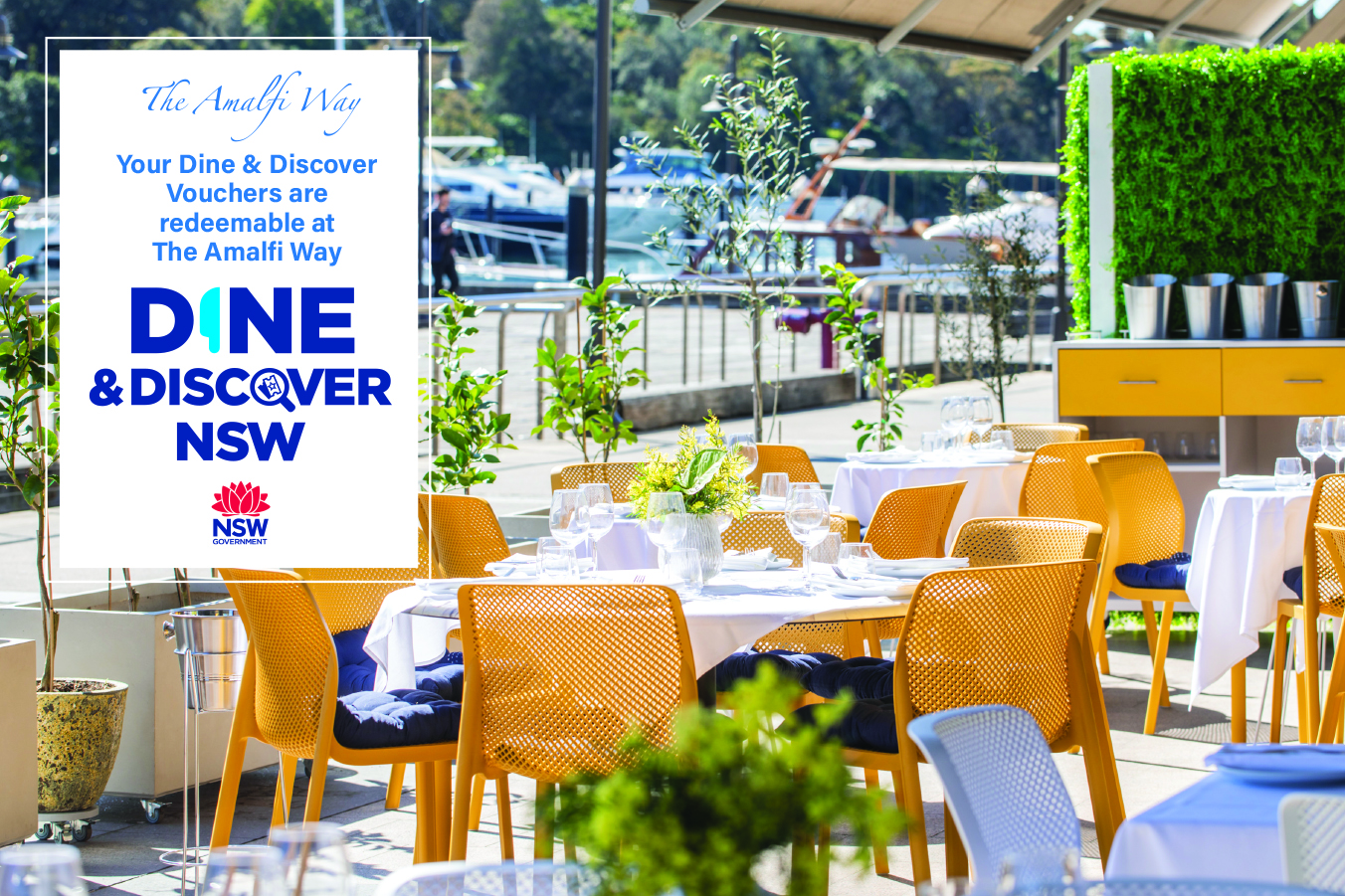 Dine And Discover Woolloomooloo